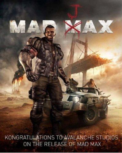 Mad Max Mortal Kombat Style