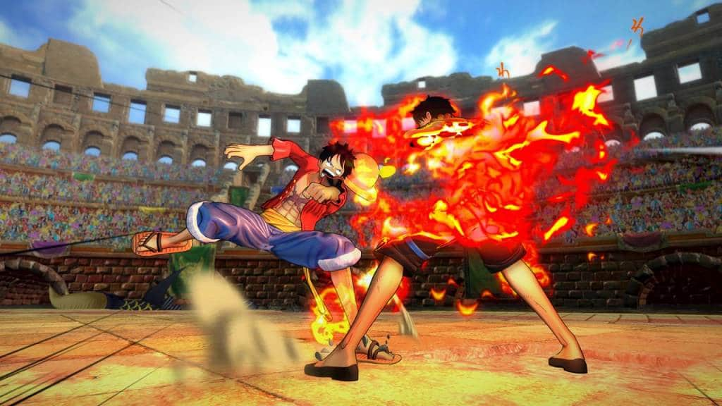One Piece Burning Blood PS4 Screenshot (1)