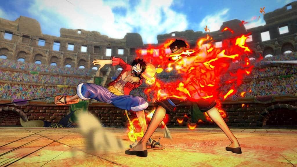 One Piece Burning Blood PS4 Screenshot (1)
