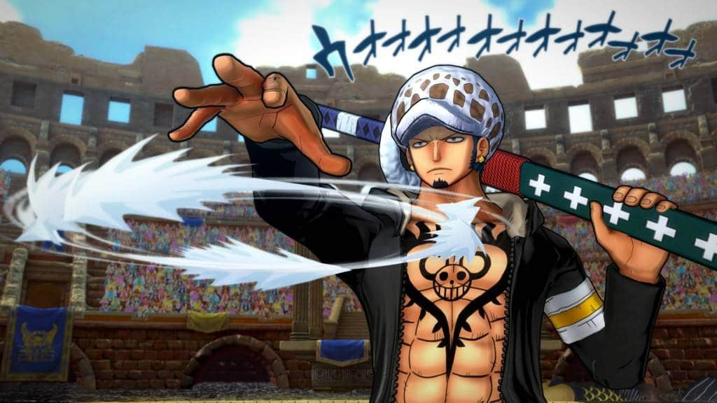 One Piece Burning Blood PS4 Screenshot (11)