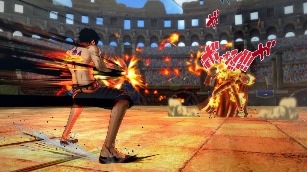 One Piece Burning Blood PS4 Screenshot (2)