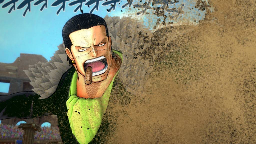 One Piece Burning Blood PS4 Screenshot (5)