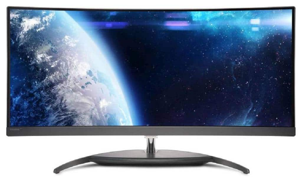 Philips Curved-Monitor
