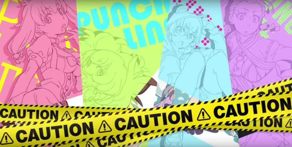 Punch Line - Anime PS4
