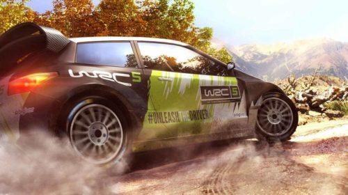WRC 5 Spezial Car Concept S