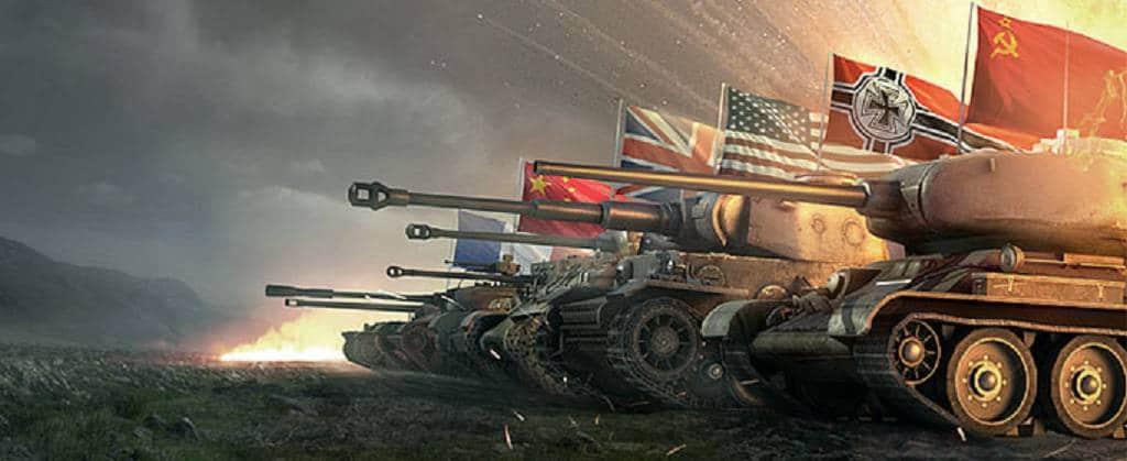 World of Tanks - Der Free2Play-Titel kommt wohl auch auf ...