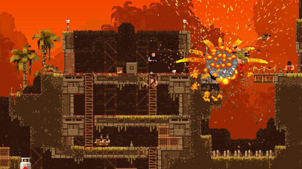 BROFORCE PS4 Bild 2