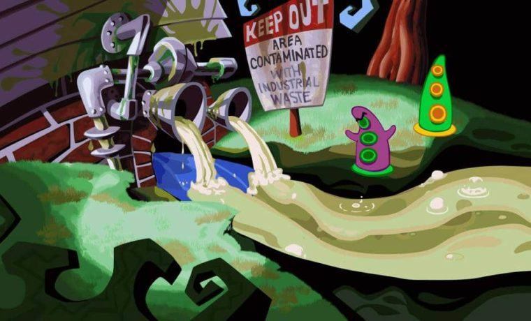 Day of the Tentacle (2)