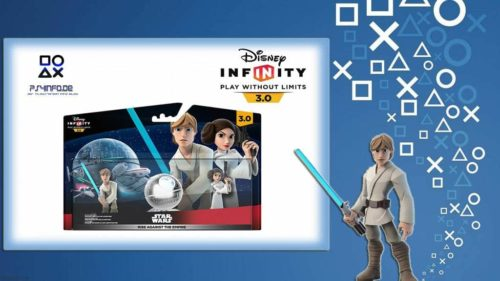Disney Infinity 3 0 Luke Leia und DEATH STAR Unboxing GermanDeutsch