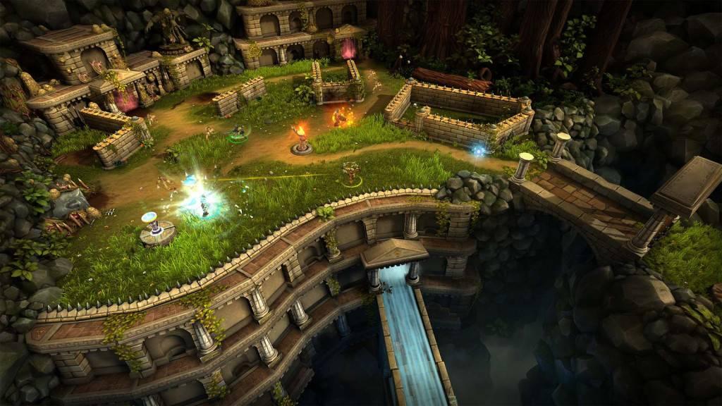 Forced Koop-Action-RPG PS4 Bild 2