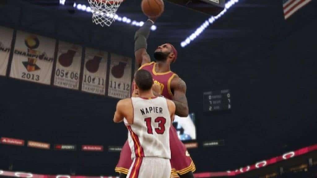 NBA 2K16 2