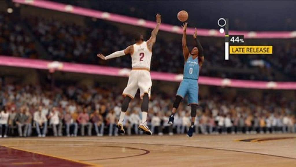 NBA Live 16 REV4