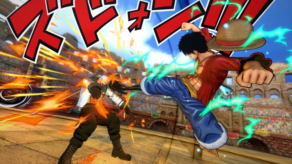 ONE PIECE Burning Blood PS4 Screenshots (1)