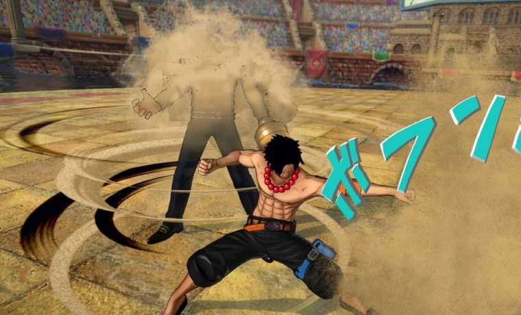 ONE PIECE Burning Blood PS4 Screenshots (14)
