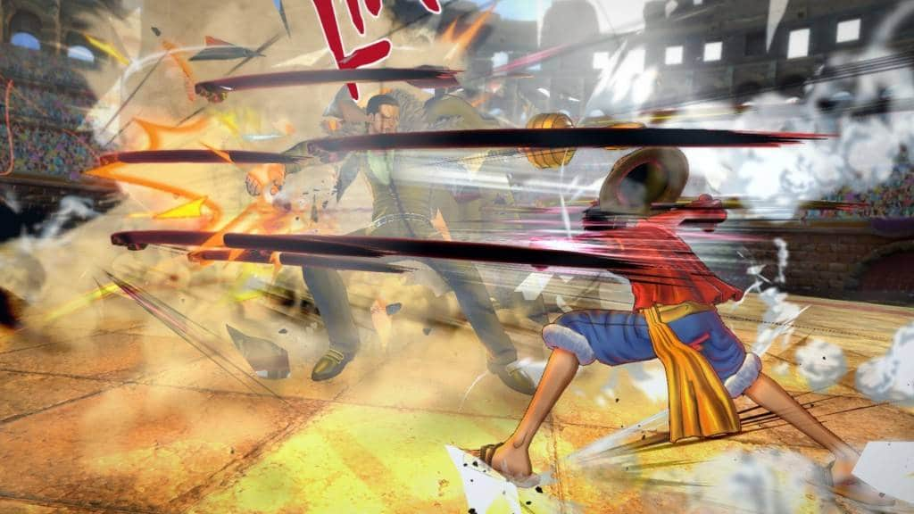 ONE PIECE Burning Blood PS4 Screenshots (20)