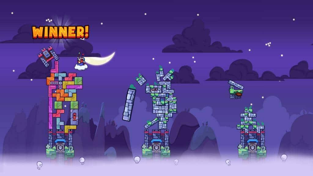 Tricky Towers PS4 Bild 2