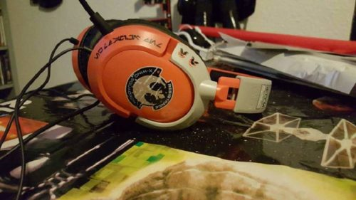 Turtle Beach Star Wars X Wing Pilot Headset 2