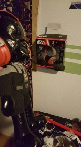 Turtle Beach Star Wars X Wing Pilot Headset