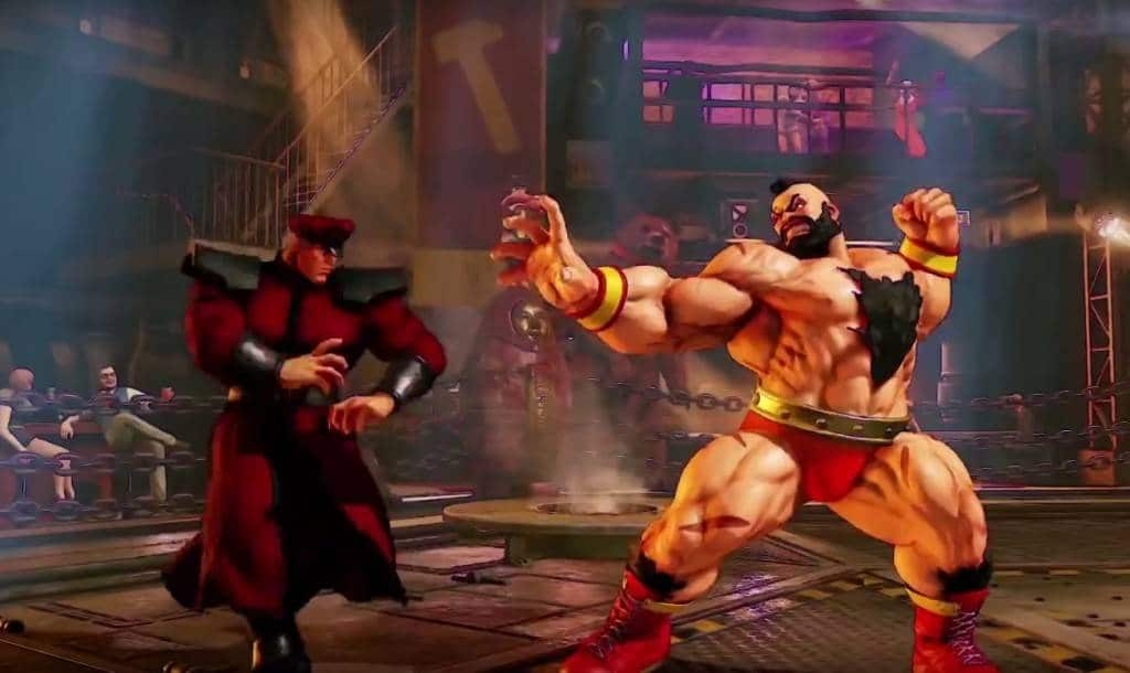 Zangief - Street Fighter V (PS4, deutsch)