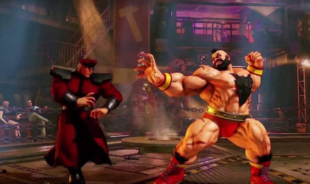 Zangief - Street Fighter V (PS4, deutsch)