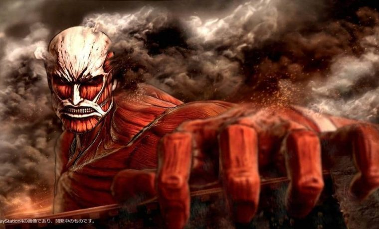 ATTACK ON TITAN 2016 PS4 (1)