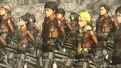 ATTACK ON TITAN 2016 PS4 (3)