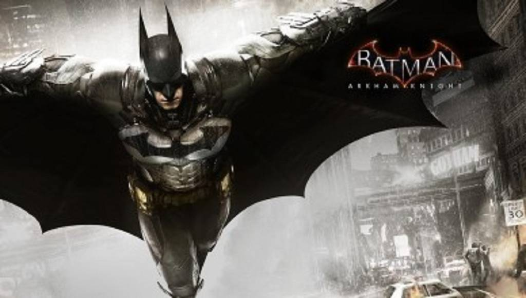 Batman Arkham Knight 2016