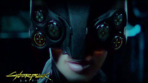 Cyberpunk 2077 2016