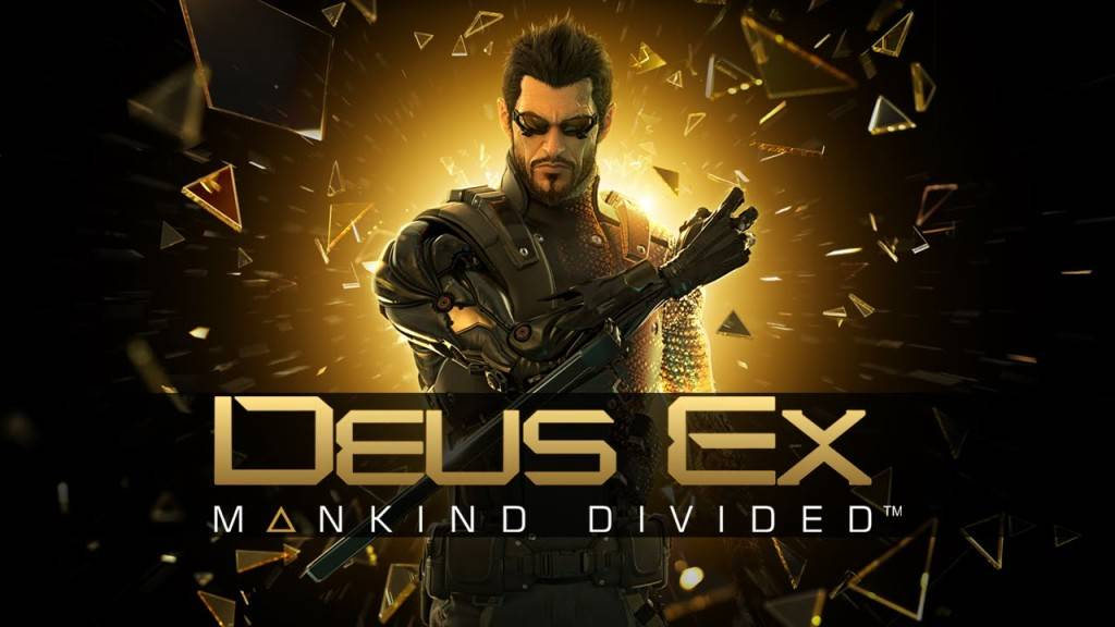 Deus Ex Mankind Divided 2016