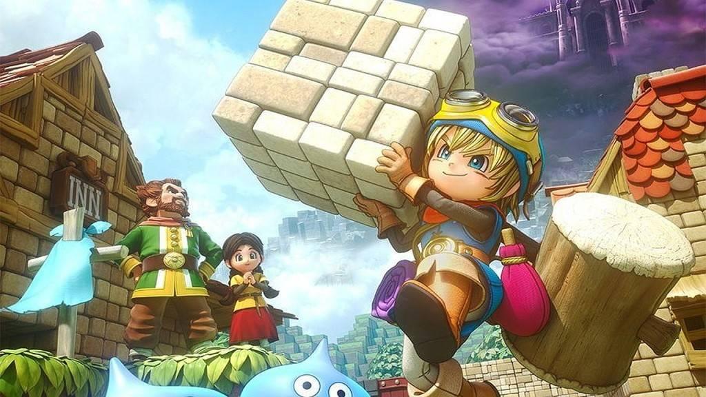 Dragon Quest Builders PS4 2016