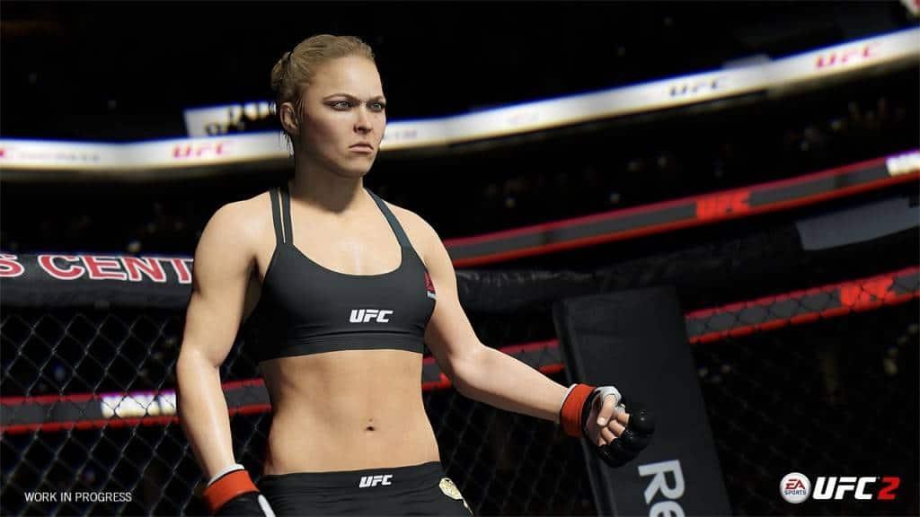 EA SPORTS UFC 2 Bild2 2016