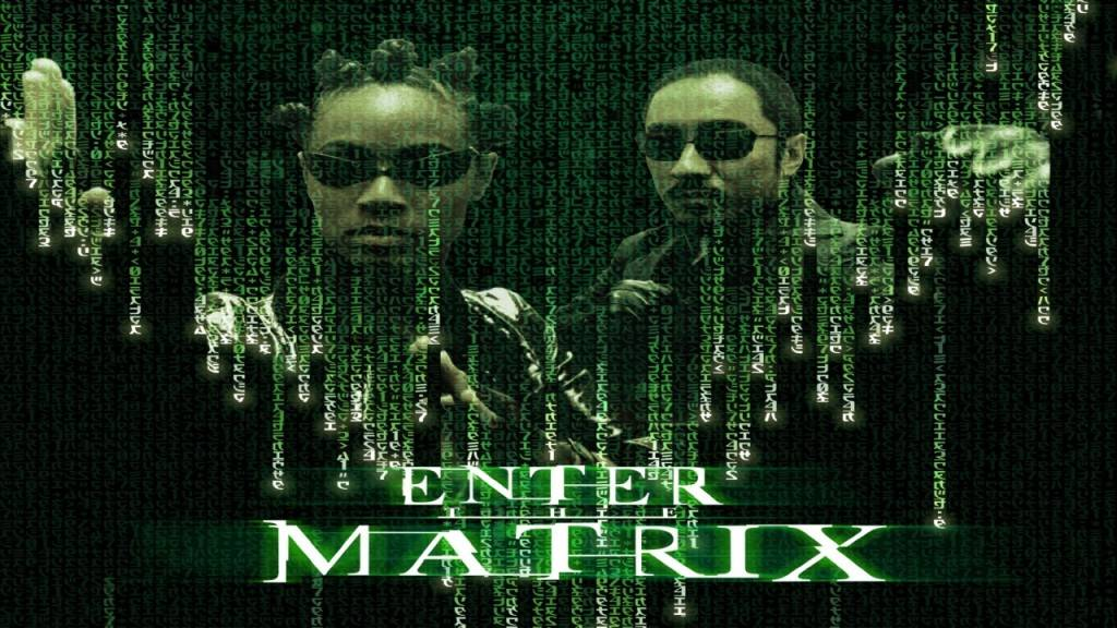 Enter the Matrix 2016