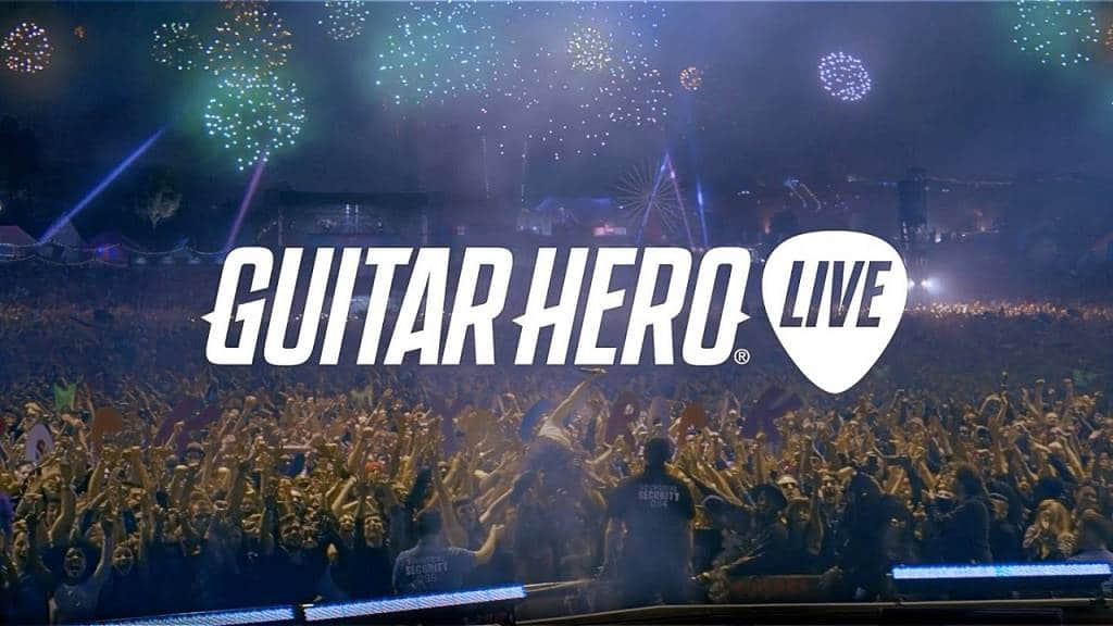 Guitar Hero Live 2016 PS4