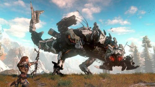Horizon Zero Dawn 2016