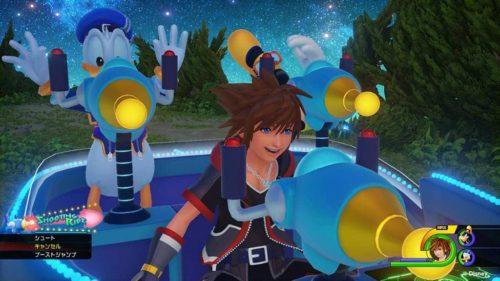 Kingdom Hearts 3 New PIC D23 Japan Expo 2016
