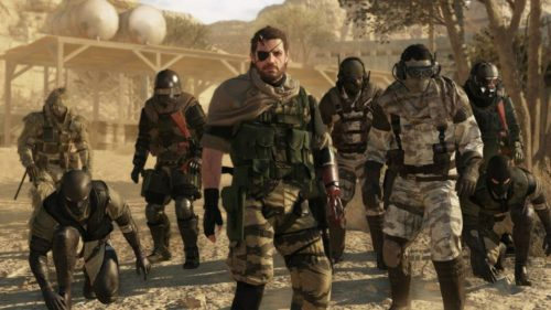 Metal Gear Online 2016