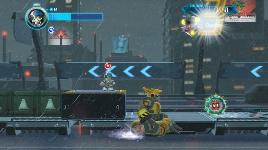 Mighty No. 9 Bild 2 2016