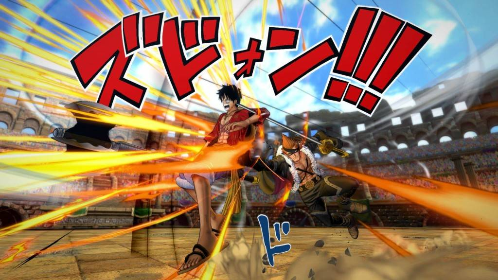 ONE PIECE Burning Blood PS4 Bild (1)