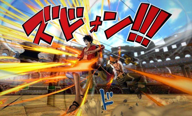 ONE PIECE Burning Blood PS4 Bild (1)