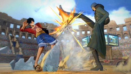 ONE PIECE Burning Blood PS4 Bild (17)