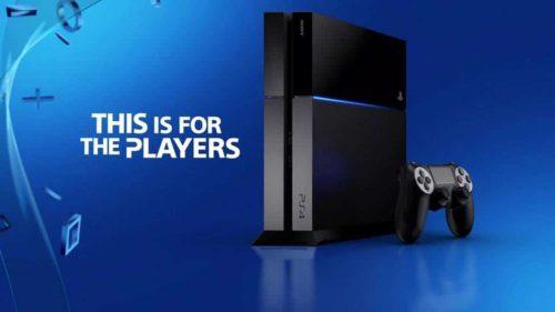 PS4 Logo 2016