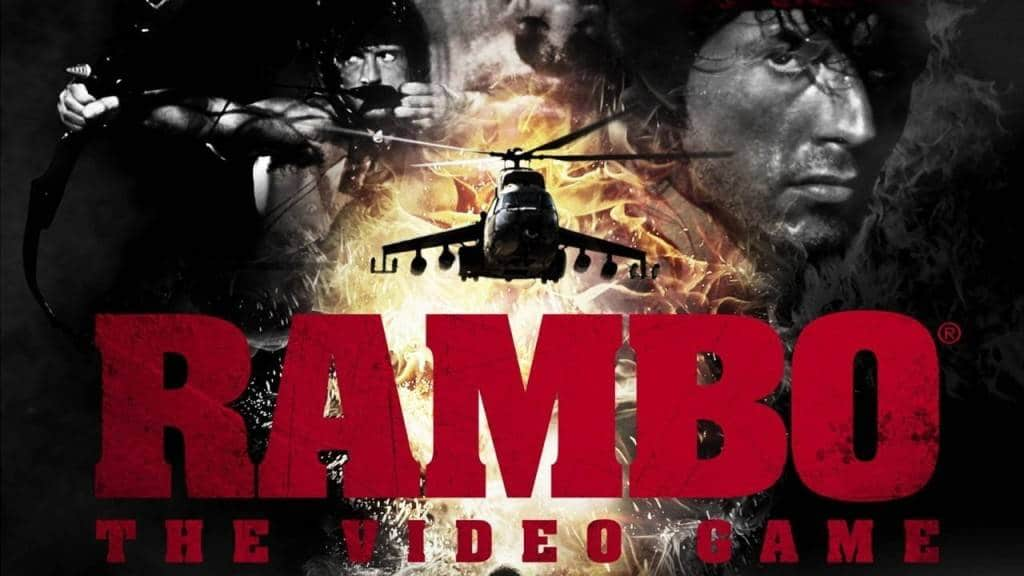 Rambo The Video Game 2016