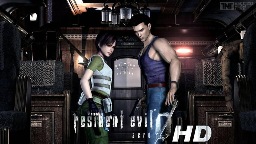 Resident Evil Zero HD 2016