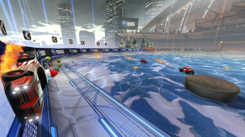Rocket League Winter 2