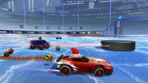Rocket League Winter