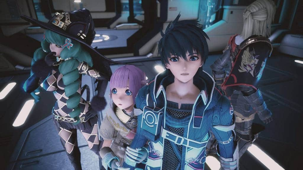 STAR OCEAN 5 INTEGRITY AND FAITHLESSNESS PS4 2016 (24)