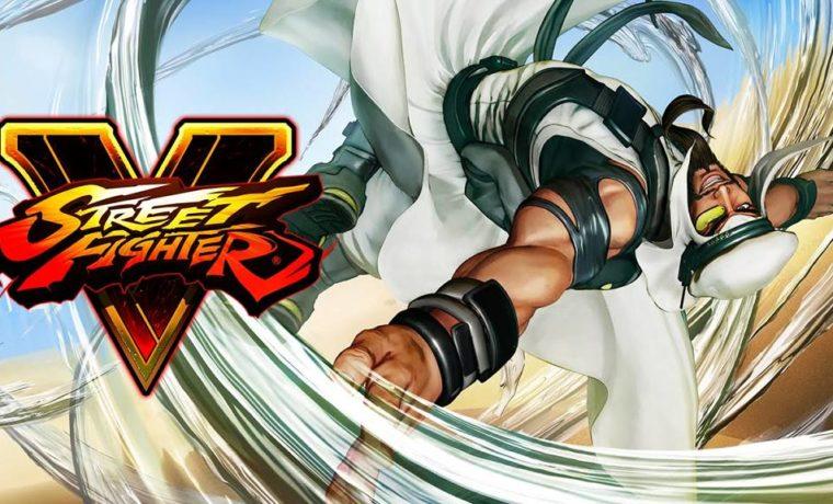 Street Fighter 5 2016