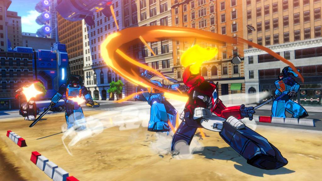 TRANSFORMERS Devastation Bild 2 2016