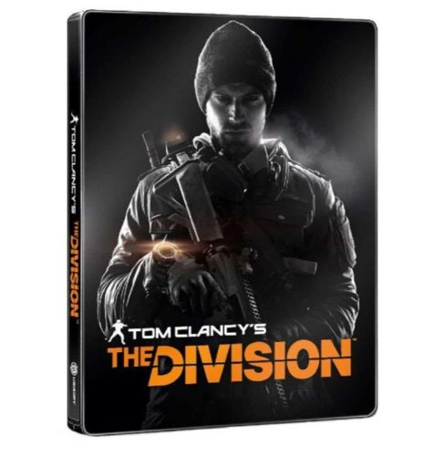 The-Division Vorbesteller Steelbook
