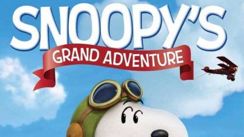 The Peanuts Movie Snoopy's Grand Adventure 2016